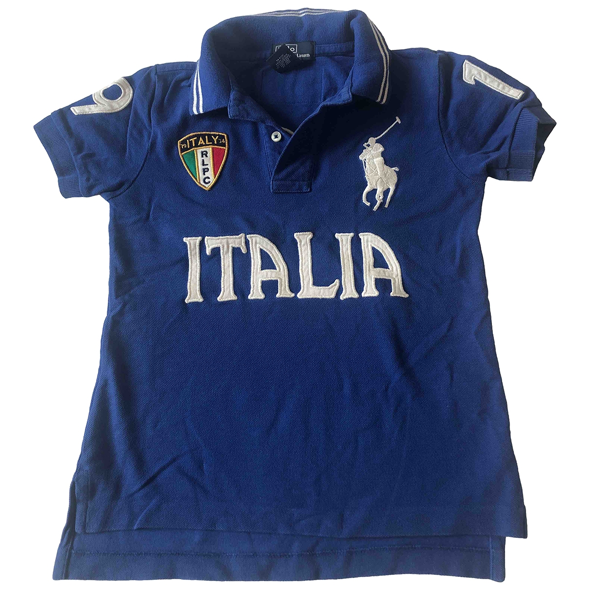 Polo Ralph Lauren \N Blue Cotton  top for Kids 4 years - up to 102cm FR