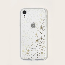 iPhone Huelle mit Stern Muster