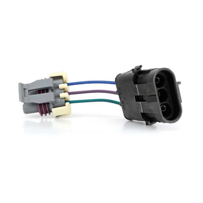 FAST LS/Metripack MAP Sensor to Weatherpack/TPI Style Harness Adapter Pigtail
