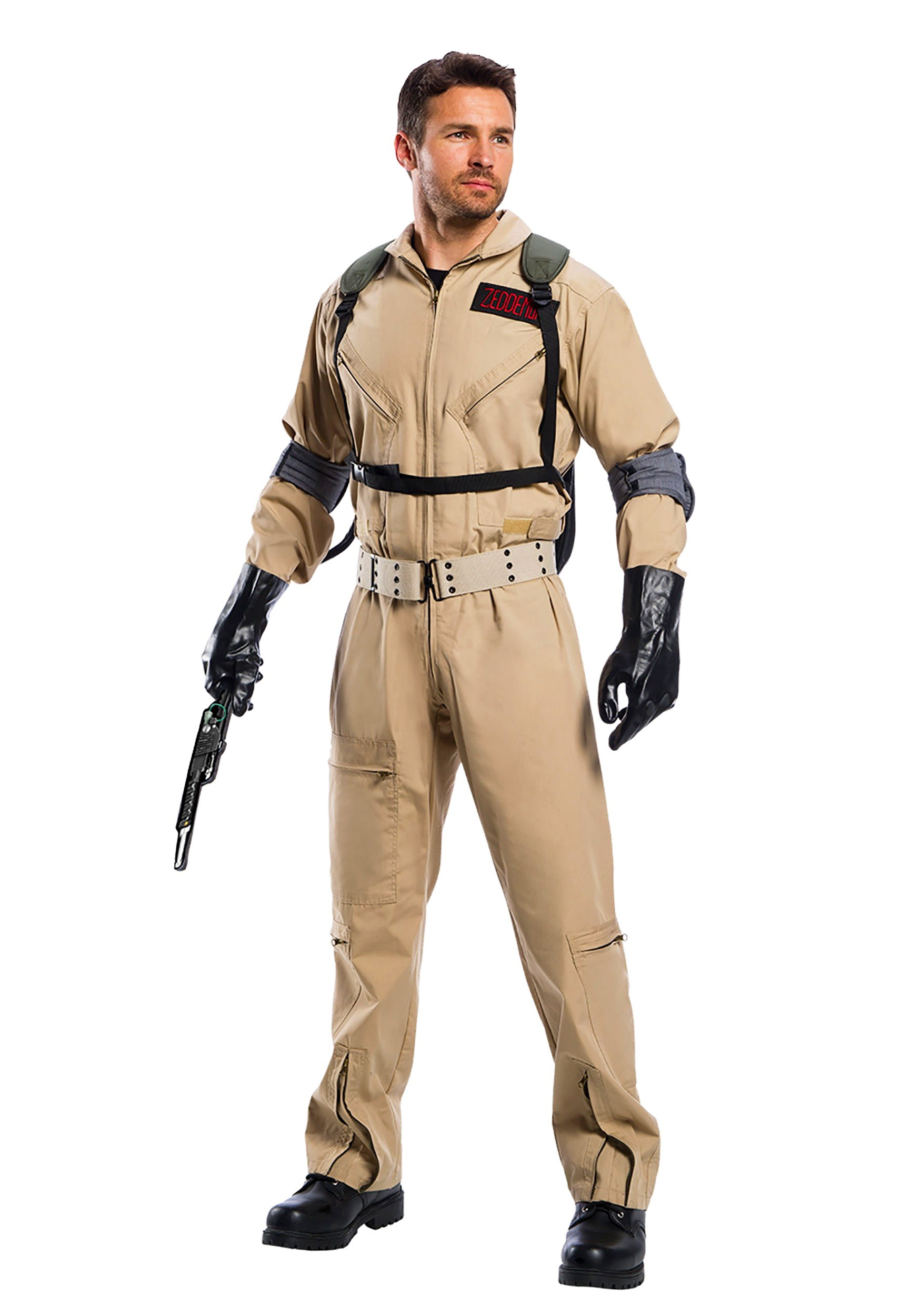 Premium Ghostbusters Costume for Adults