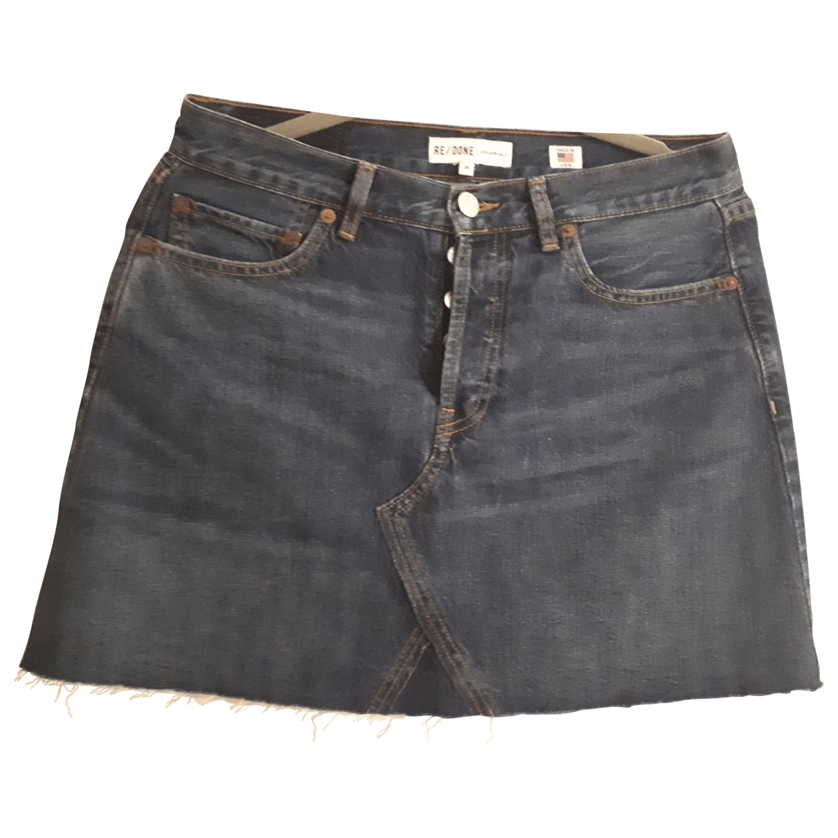 Mini falda Re/done