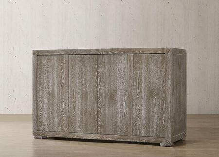 Gabrian Collection 60174 Server in Reclaimed Gray