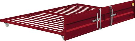 Cargo Collection 37912 Trundle (Twin) in Red