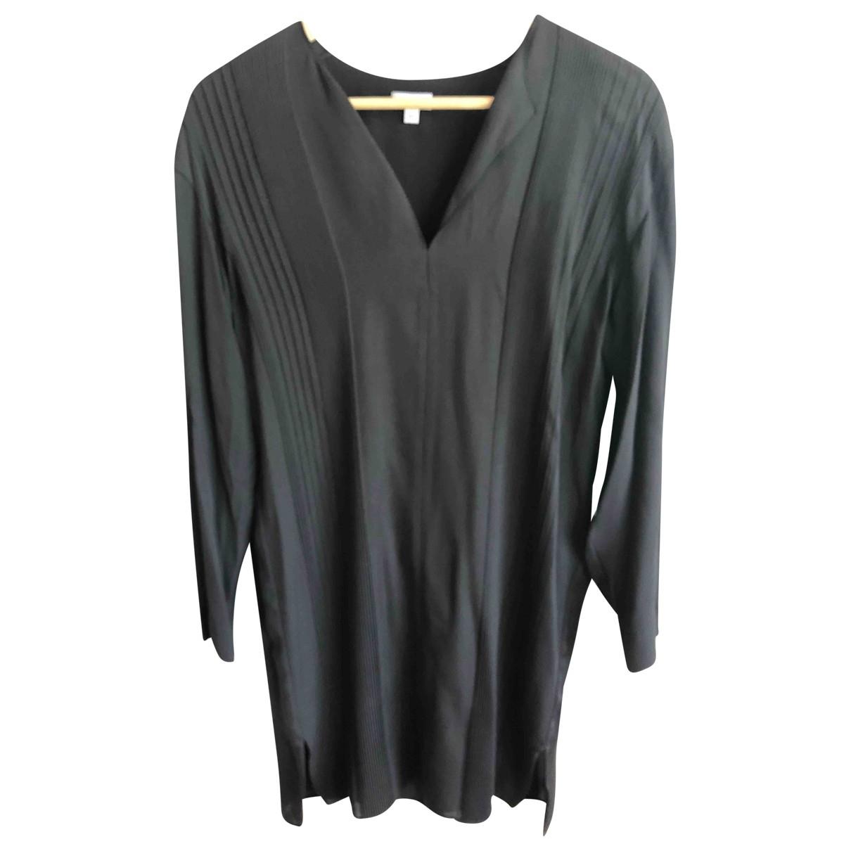 Vince \N Black Silk dress for Women 8 UK