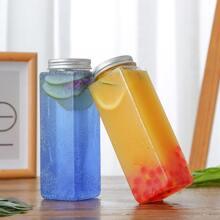 1pc Plastic Drink Bottle