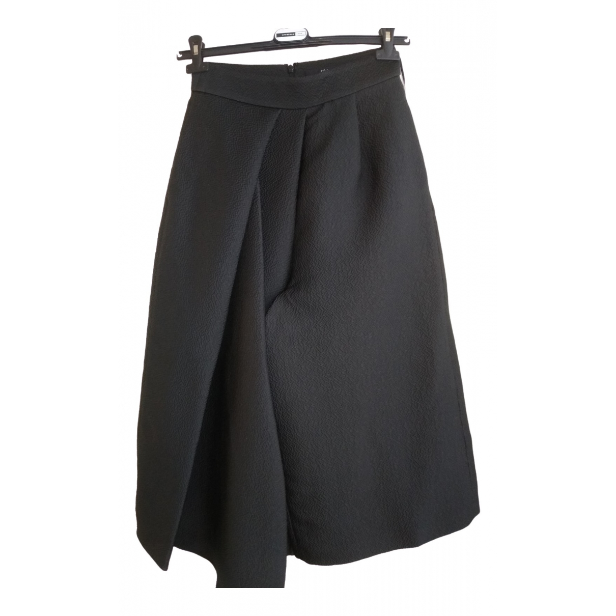 Tibi \N Black Trousers for Women 4 US