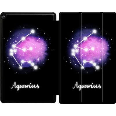 Amazon Fire HD 10 (2018) Tablet Smart Case - AQUARIUS von Becky Starsmore
