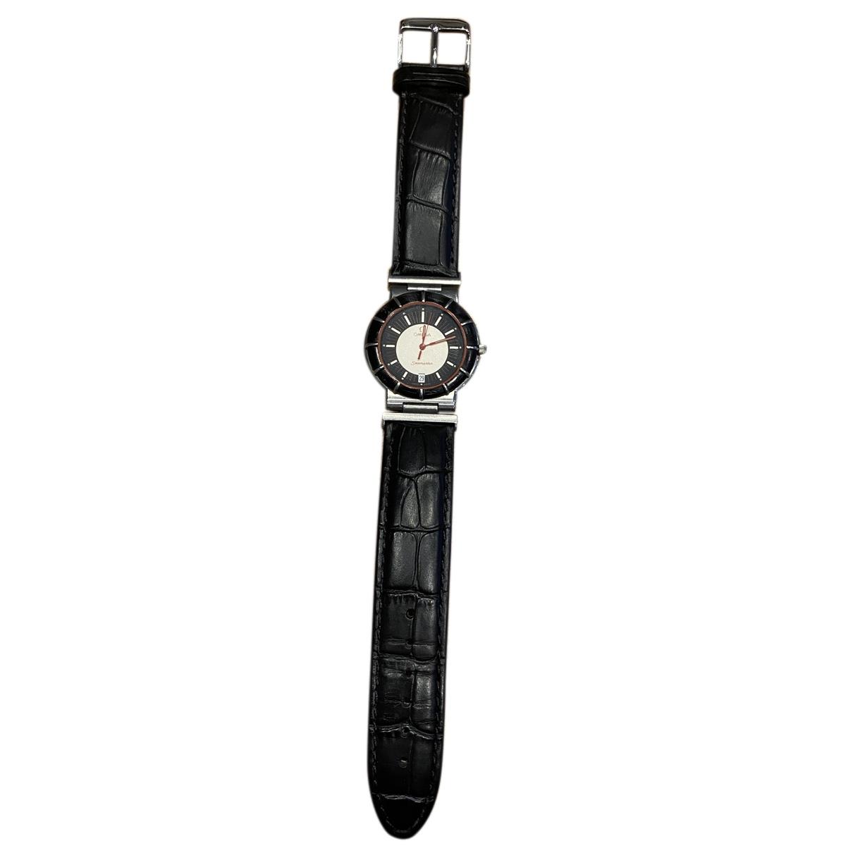 Omega Seamaster Uhr in  Bunt Stahl