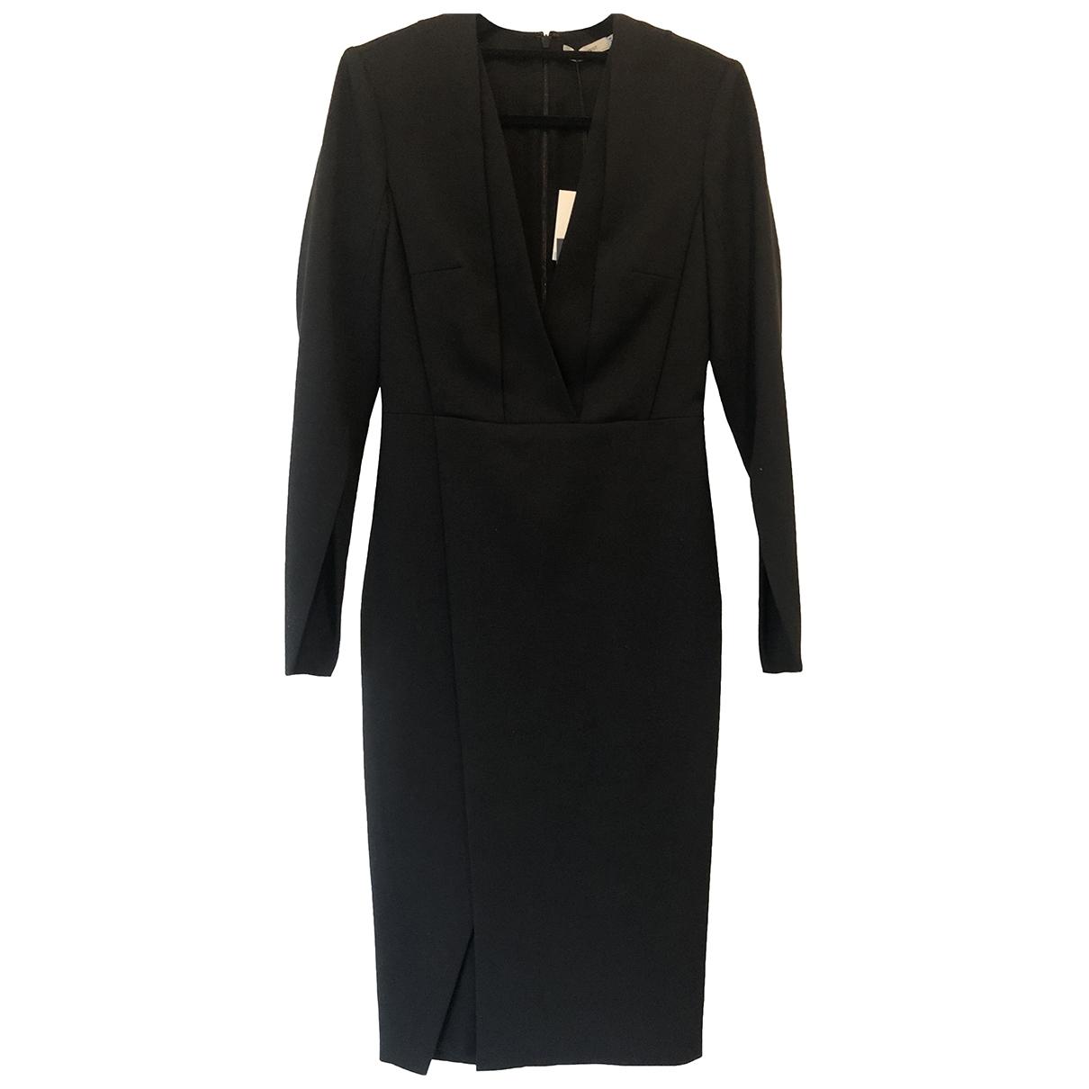 Protagonist \N Kleid in  Schwarz Baumwolle