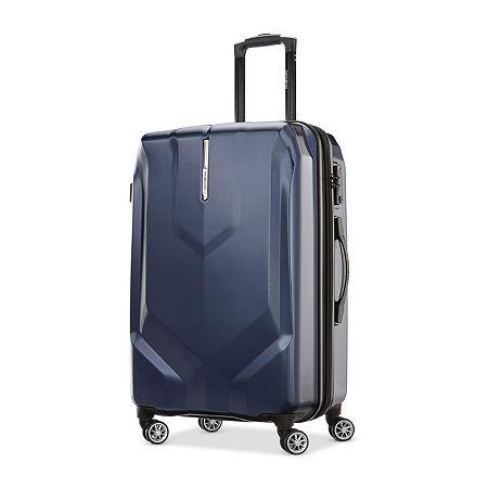 Samsonite Opto Pc 2 25 Inch Hardside Lightweight Luggage, One Size , Blue