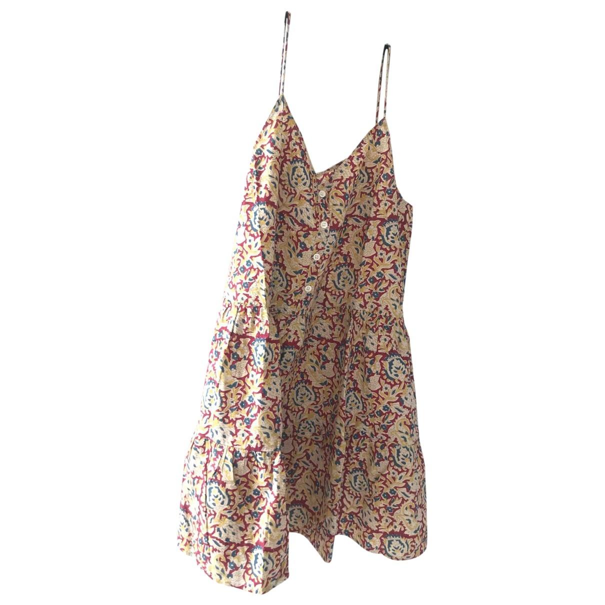Soeur \N Kleid in  Bunt Baumwolle