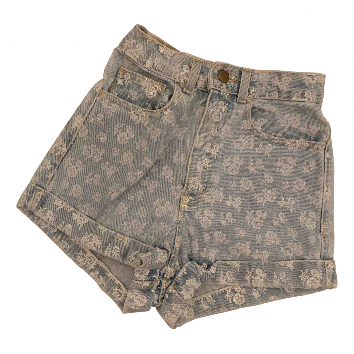 American Apparel N Denim - Jeans Shorts for Women XXS International