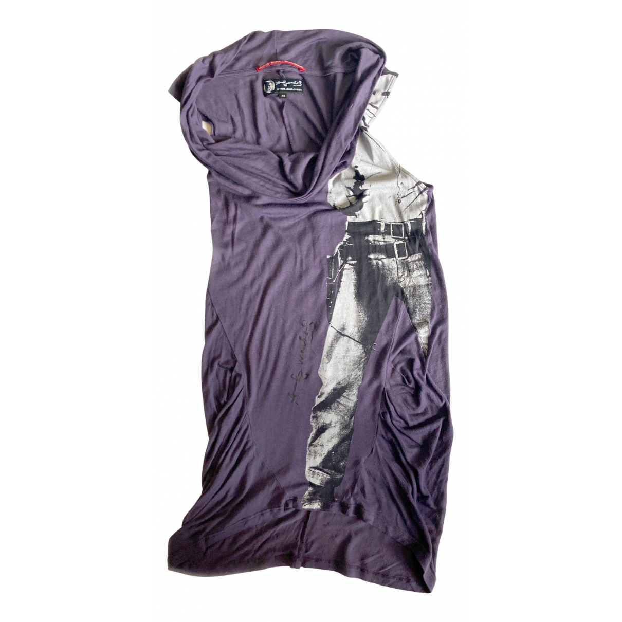 Andy Warhol - Top   pour femme - violet