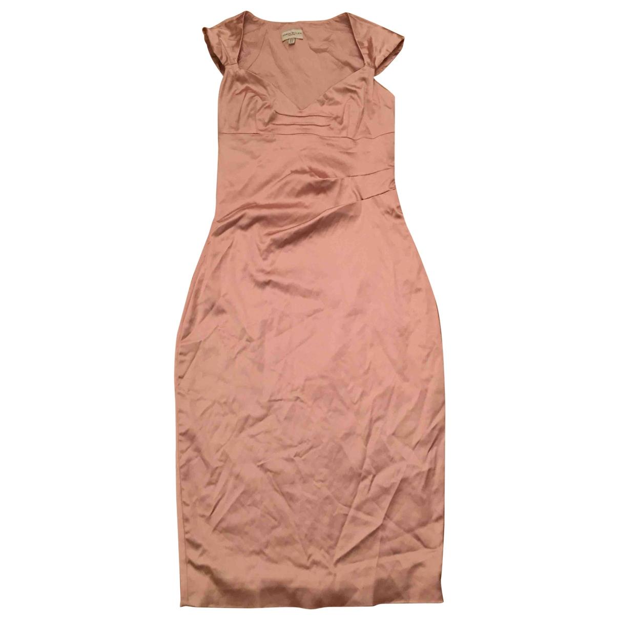 Karen Millen \N Pink dress for Women 10 UK