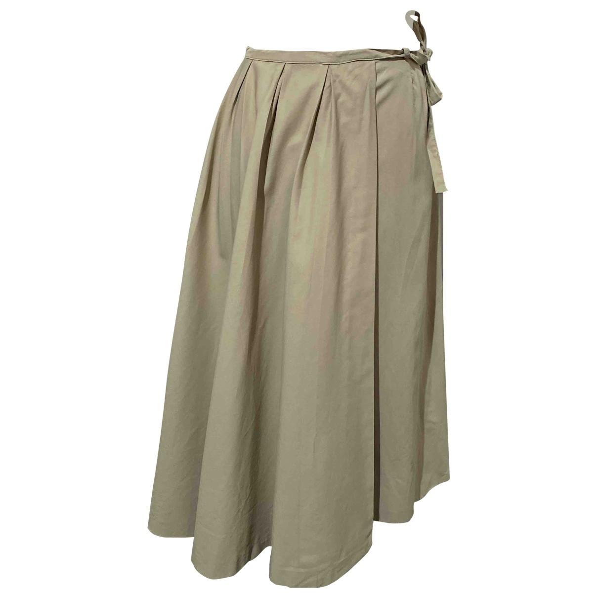 Max Mara \N Beige skirt for Women 40 IT