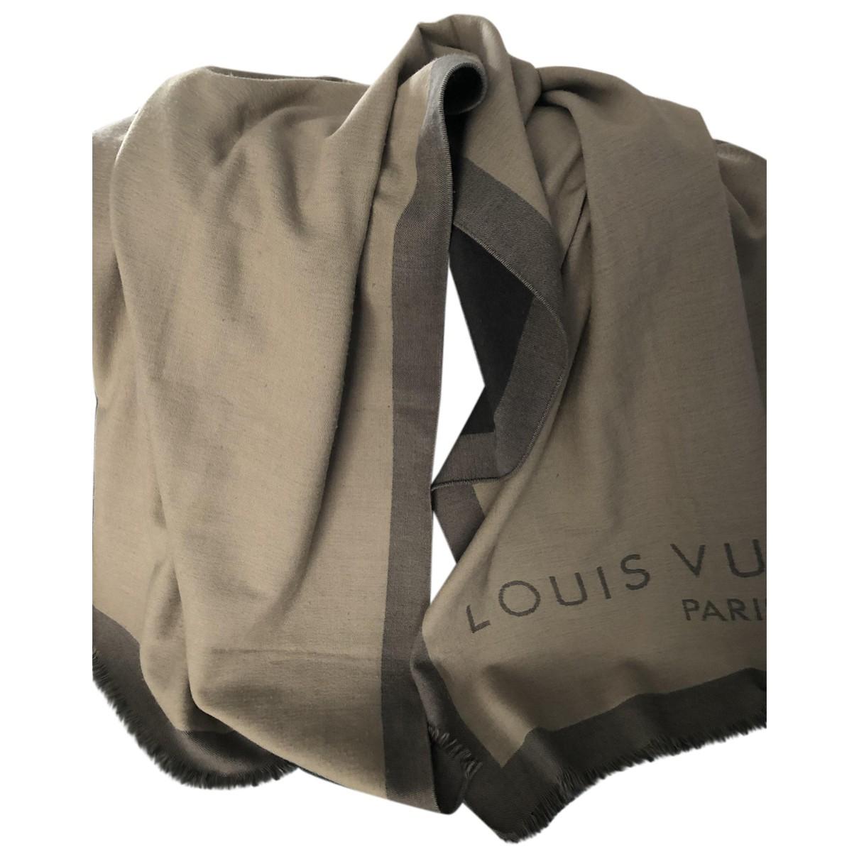 Estola de Lana Louis Vuitton