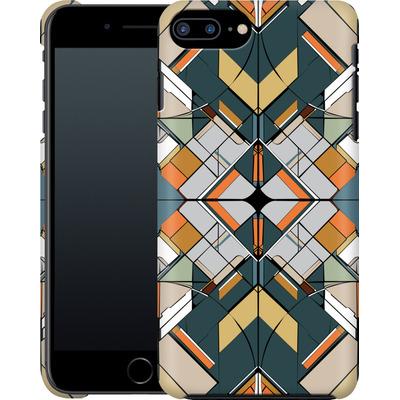 Apple iPhone 7 Plus Smartphone Huelle - Mosaic I von caseable Designs