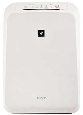 FPF50UW HEPA Air Purifier With Plasmacluster Ion Technology  Automatic Operation  4 Fan Speed  Up To 210 Sq. Ft.  Energy Star and Library Quiet  in