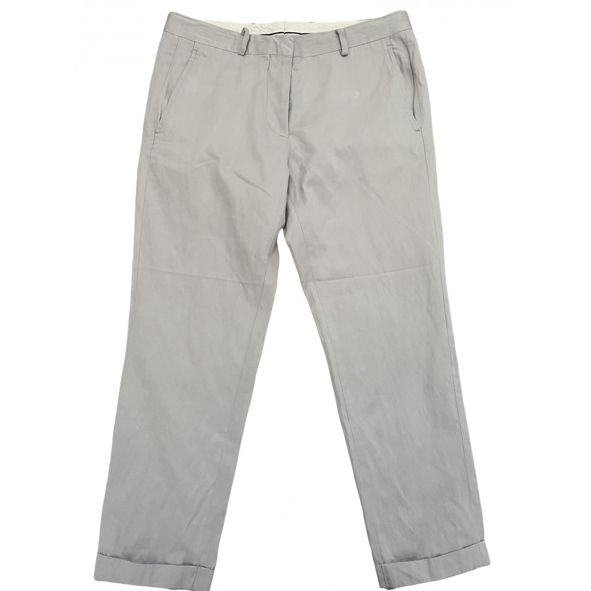 Pantalon recto Mauro Grifoni