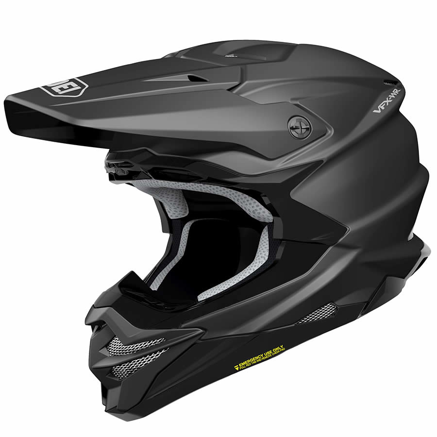 Shoei VFX-WR Casco Motocross Mate Negro S