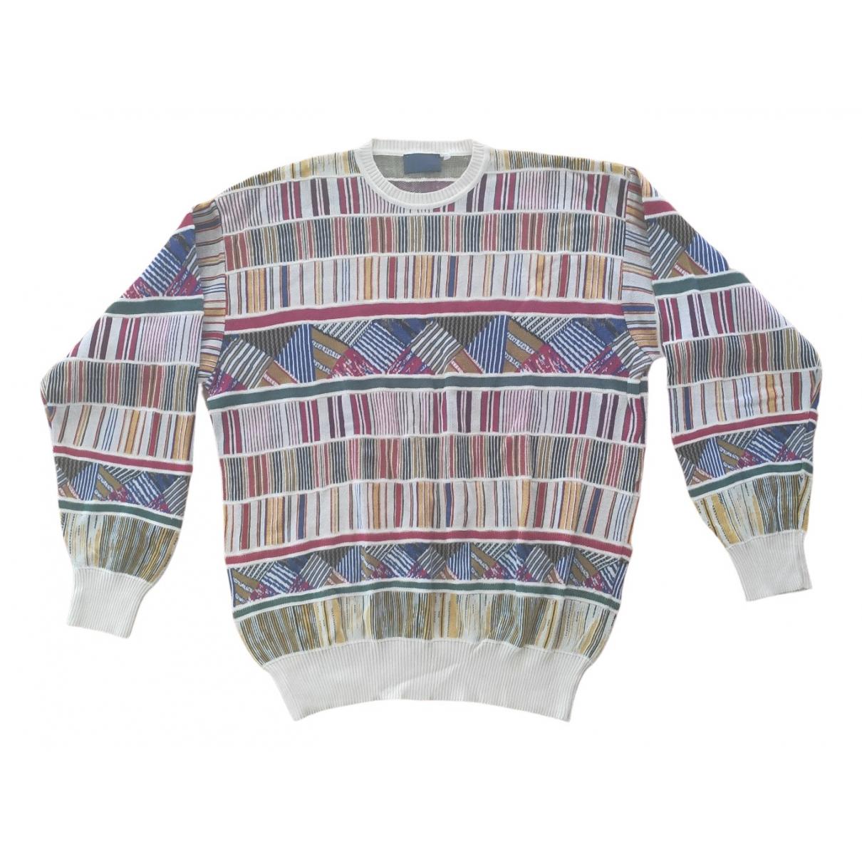 Kenzo \N Pullover.Westen.Sweatshirts  in  Bunt Baumwolle