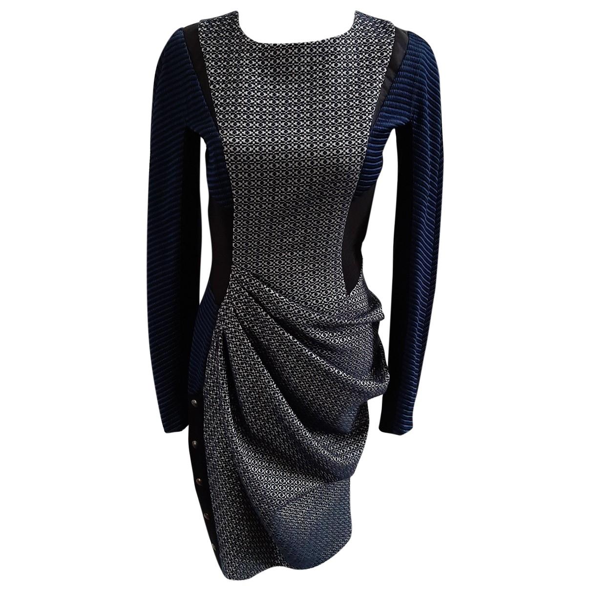 Sport Max \N Blue dress for Women M International