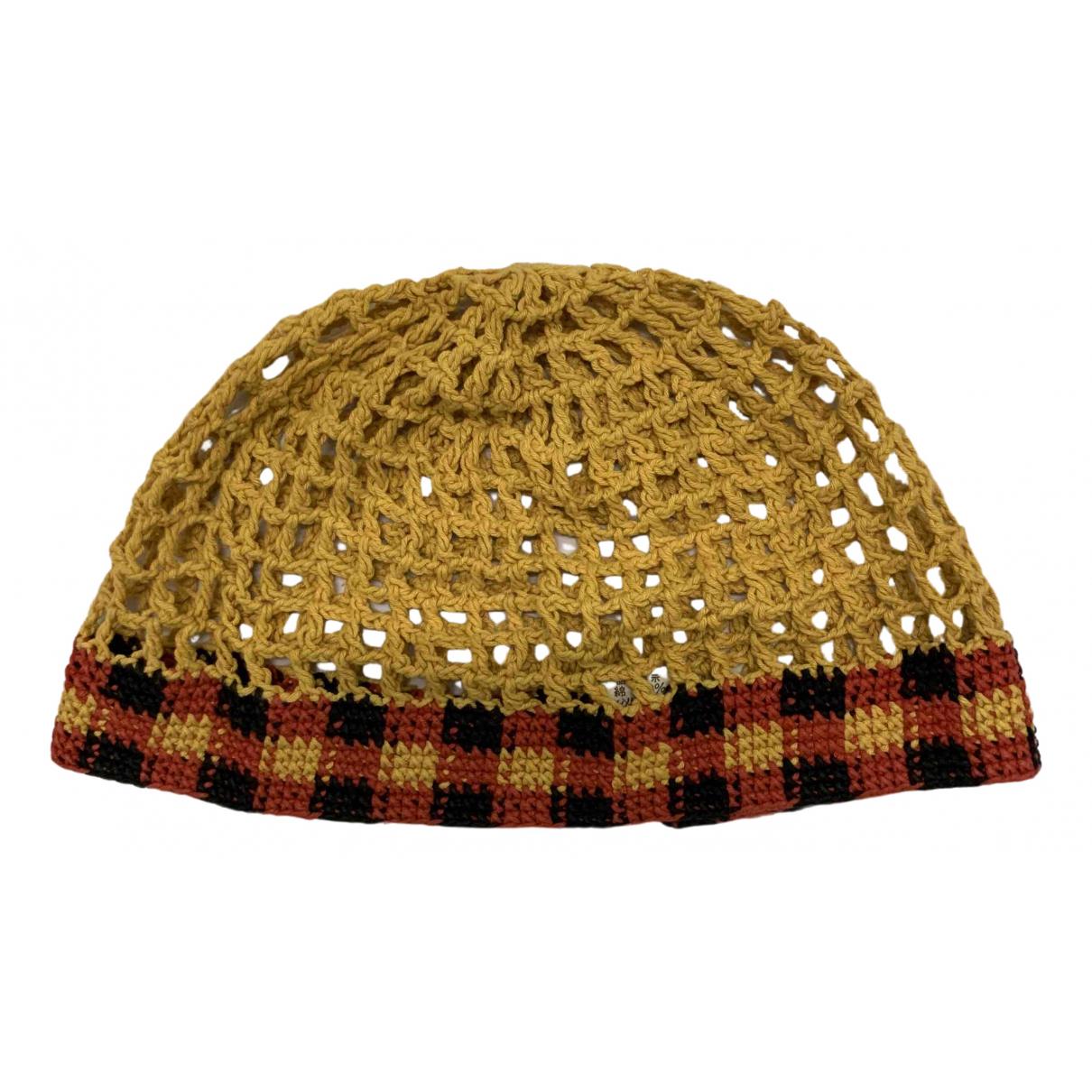 Sombrero / gorro de Lona Jean Paul Gaultier