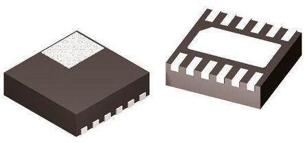 Intersil , ISL85410FRZ-T7A Step-Down Switching Regulator, 1-Channel 1A Adjustable 12-Pin, DFN (2)