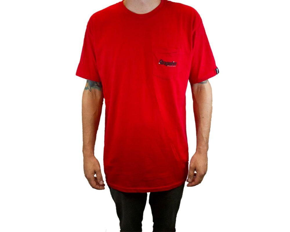 DragonFire 13-0033 Red Rocket Pocket T-Shirt - XL