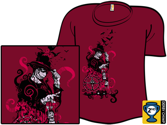 Nightmare Circus T Shirt