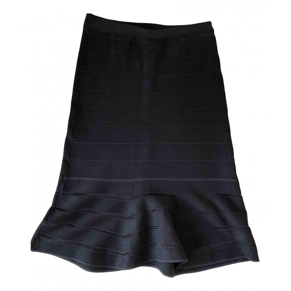 Sandro \N Black skirt for Women 1 US