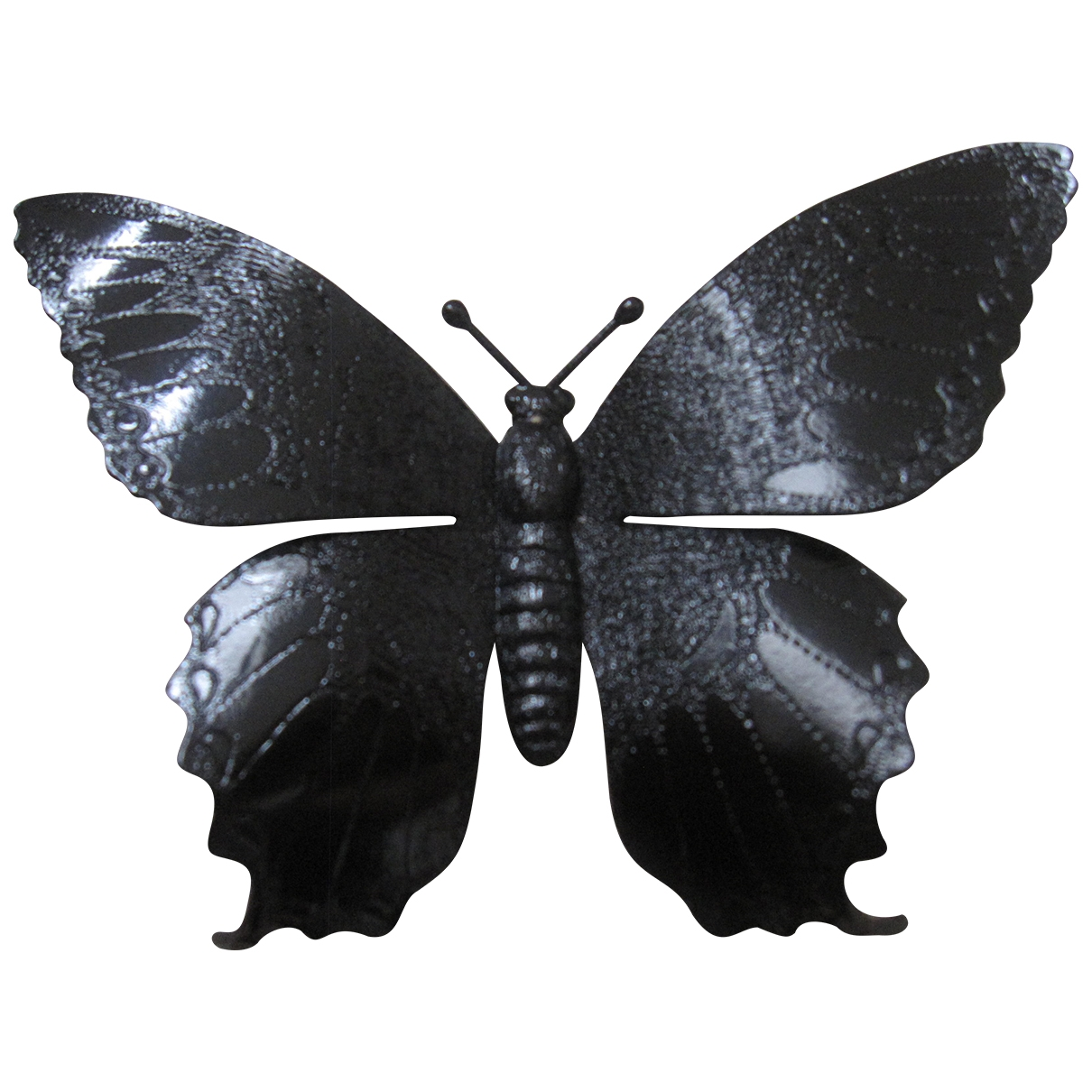 Broche en Metal Negro Dior