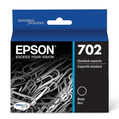 Epson T702 T702120-S cartouche d'encre originale noire