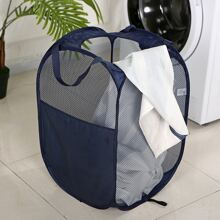 1pc Collapsible Laundry Hamper