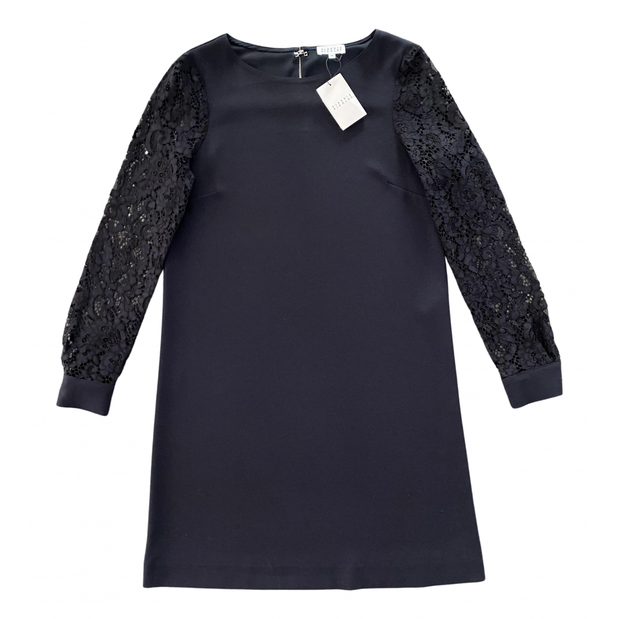 Claudie Pierlot - Robe Fall Winter 2019 pour femme - marine