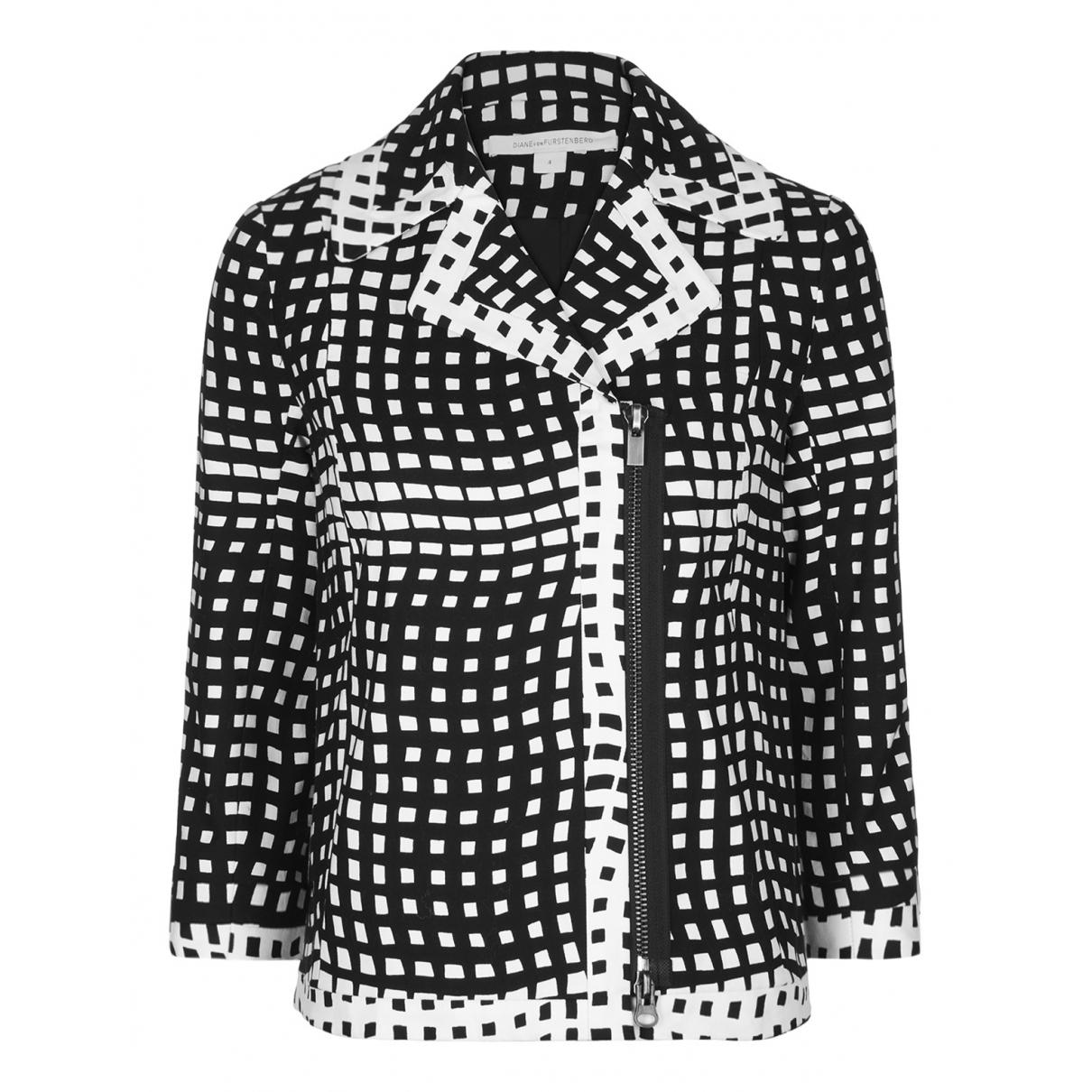 Diane Von Furstenberg N Multicolour Cotton jacket for Women 8 UK