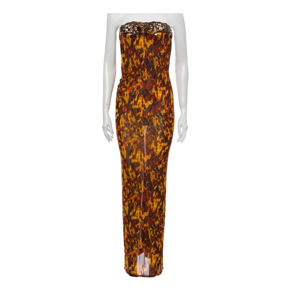 Jean Paul Gaultier - Robe   pour femme - multicolore