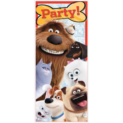The Secret Life of Pets 1 Door Poster 27
