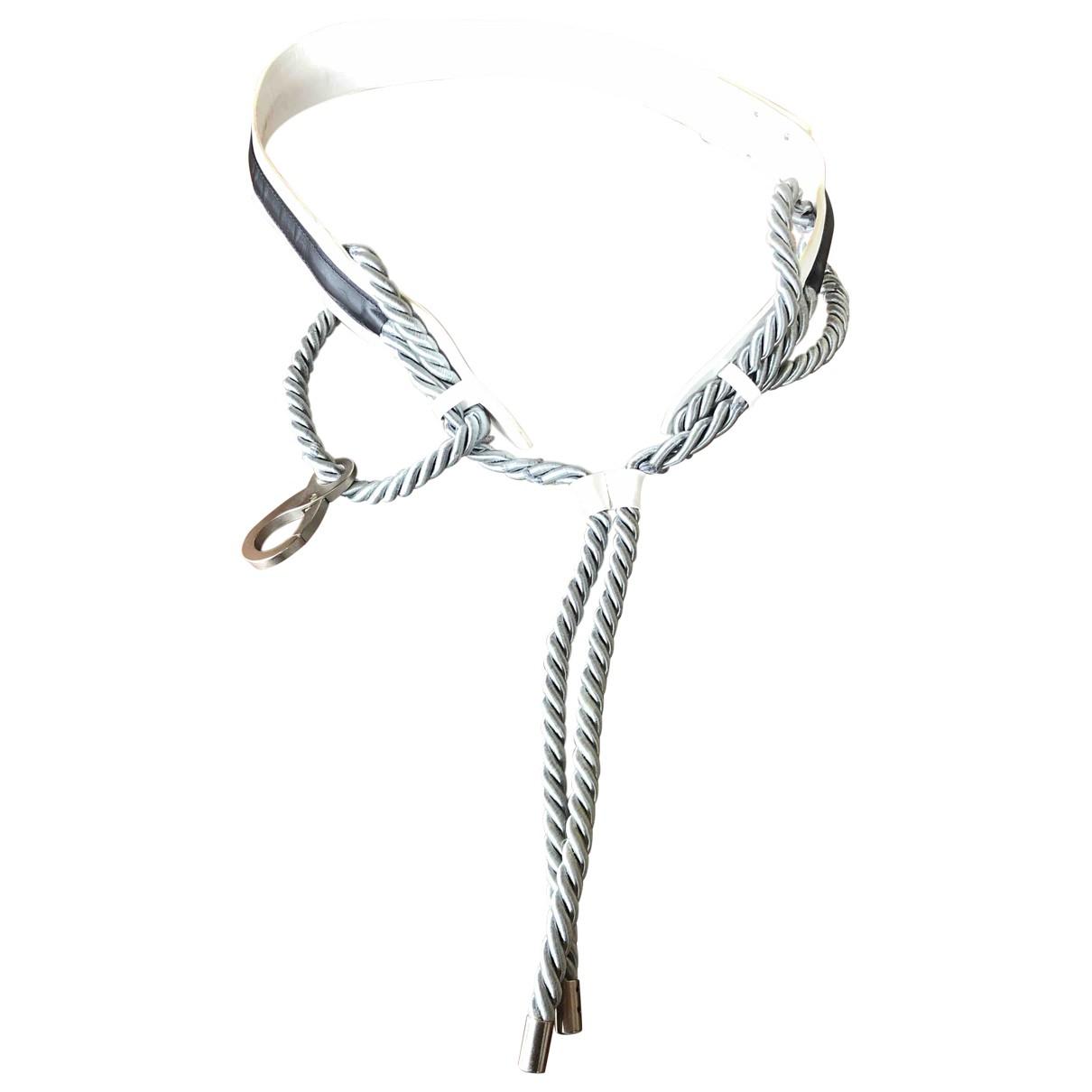 Giorgio Armani N Multicolour Leather belt for Women L International