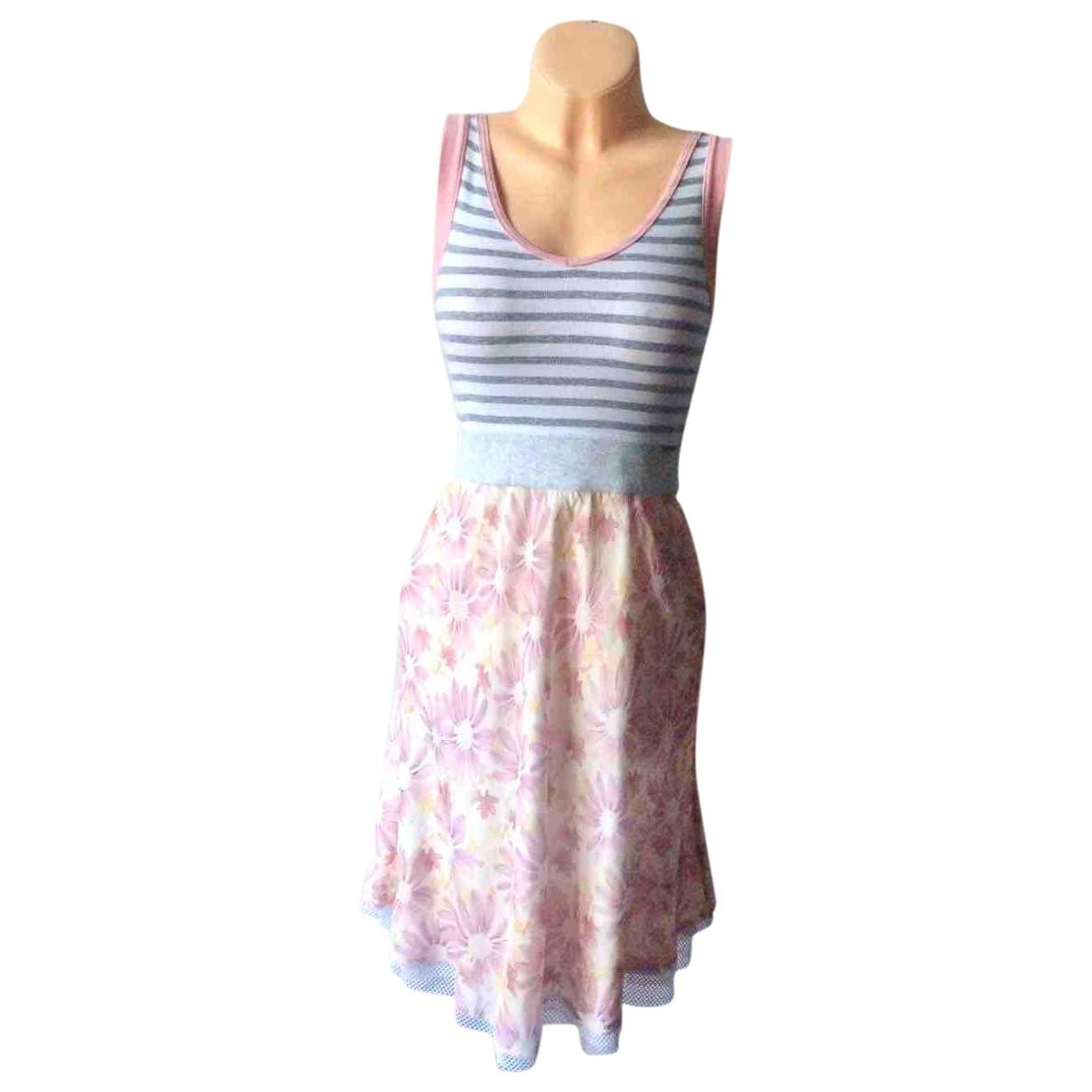 Marc Cain \N Multicolour Cotton dress for Women 2 0-5