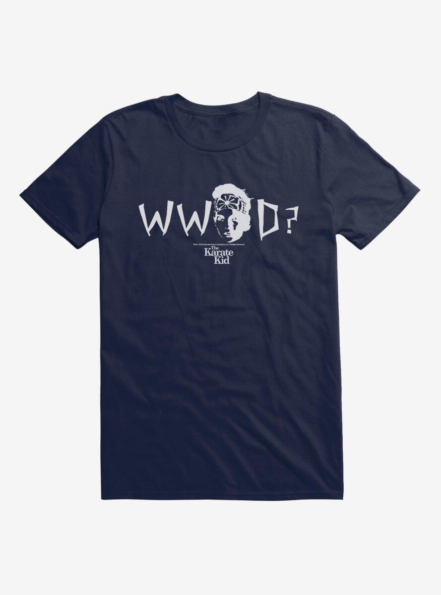 The Karate Kid WWDD? T-Shirt