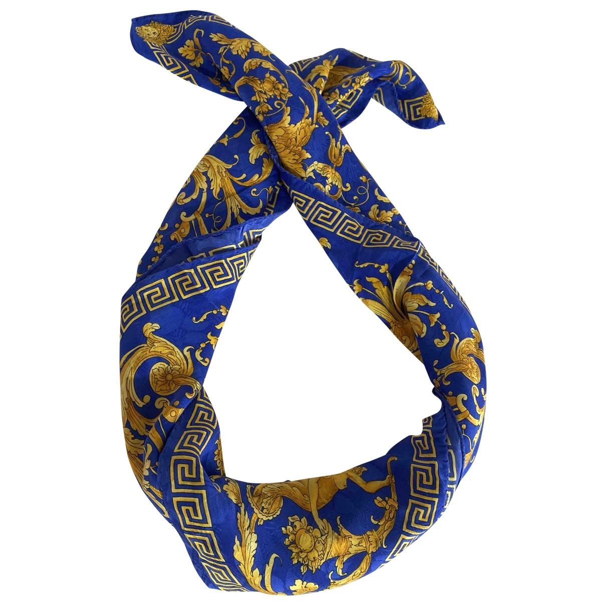 Versace - Foulard   pour femme en soie