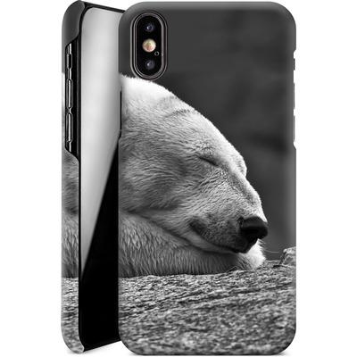 Apple iPhone X Smartphone Huelle - Polar Bear von caseable Designs