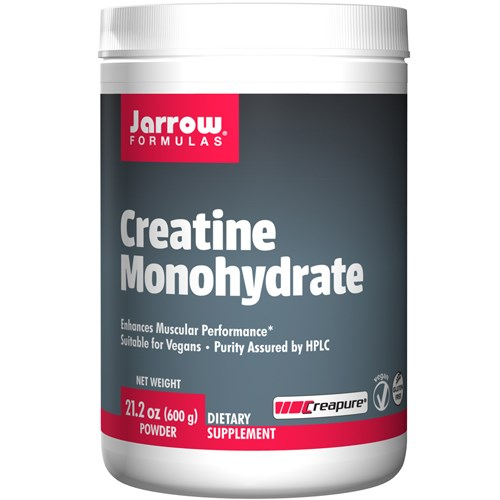 Creatine Monohydrate 21.2 oz (600 g) by Jarrow Formulas