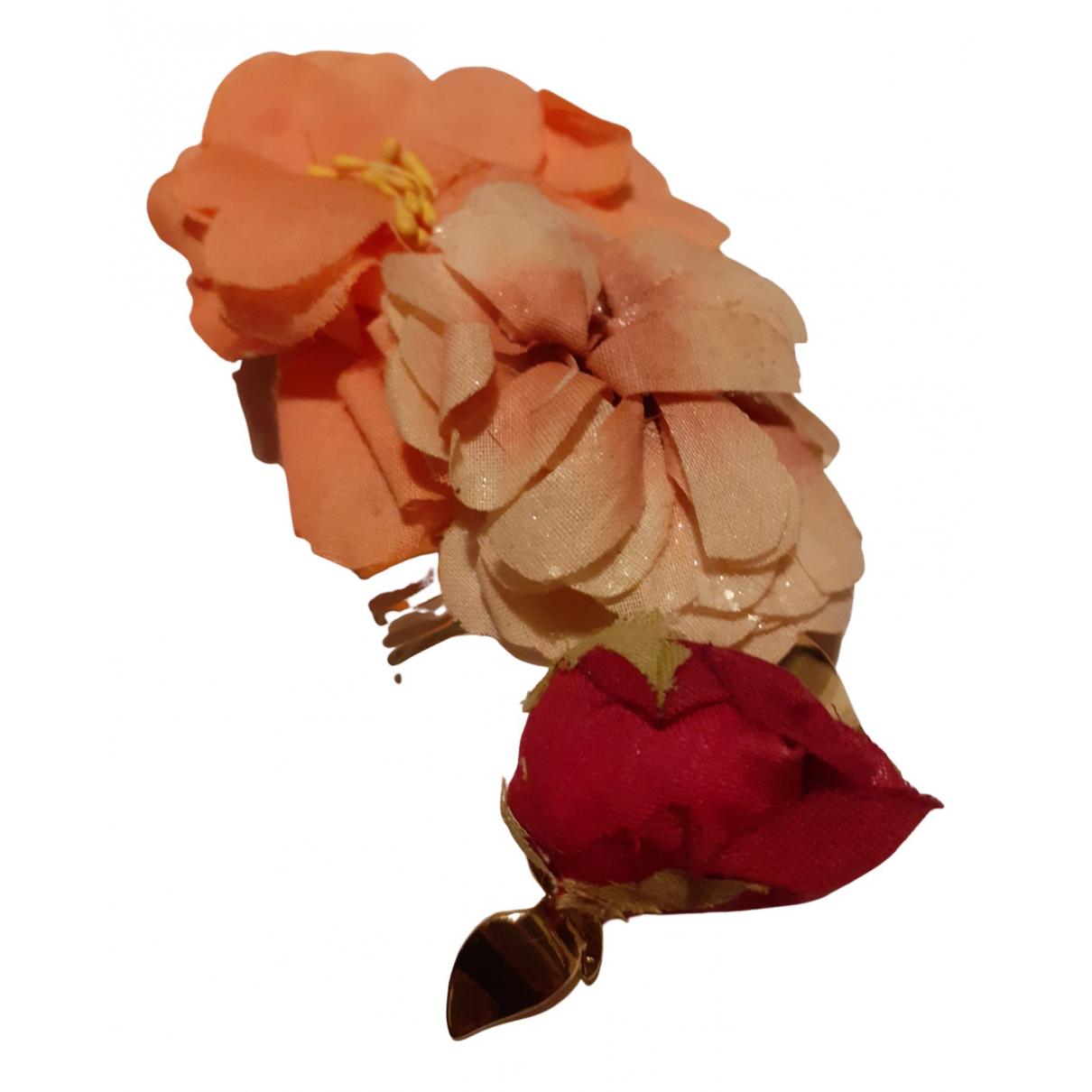 Bimba Y Lola \N Haarschmuck in  Rosa Keramik