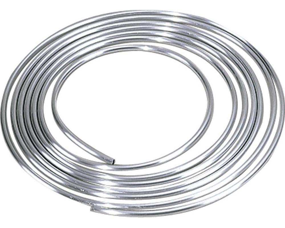 Allstar Performance ALL40185 Fuel Line Aluminuminum 1/2in x 25ft ALL40185