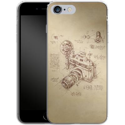 Apple iPhone 6s Plus Silikon Handyhuelle - Moment Catcher von Enkel Dika