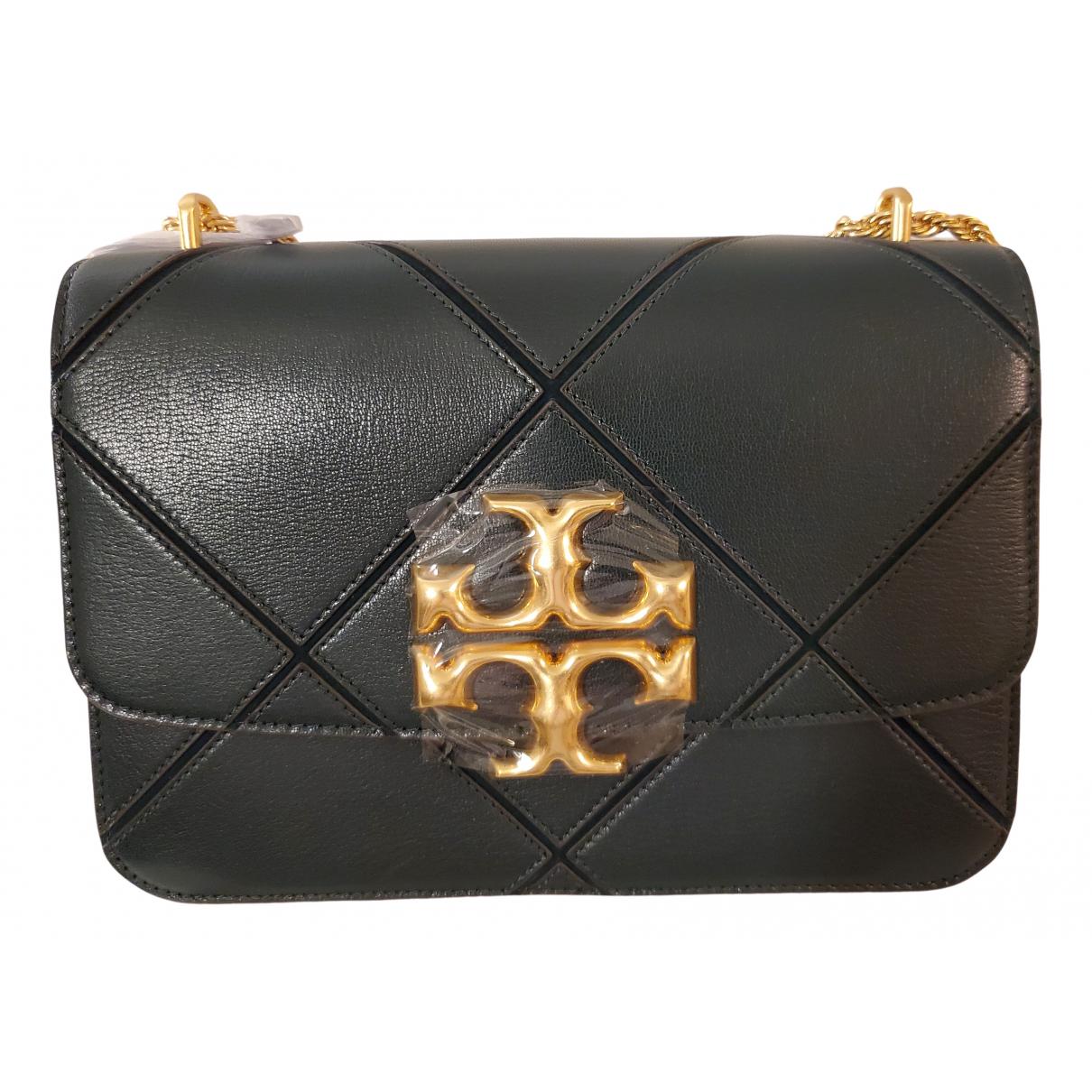 Tory Burch \N Handtasche in  Gruen Leder