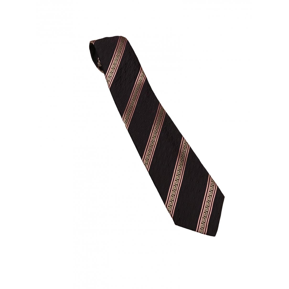 Corbata de Seda Versace