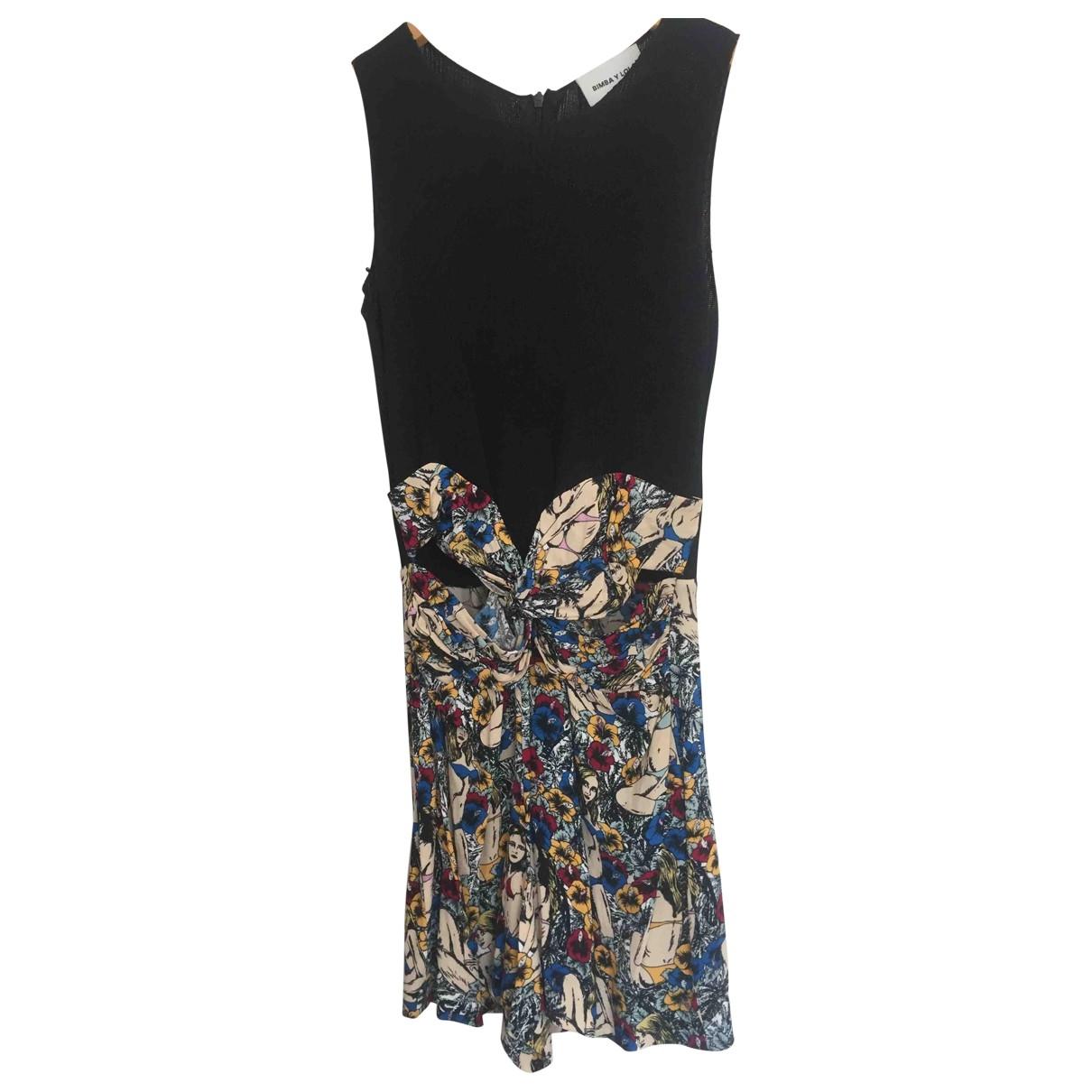 Bimba Y Lola \N Multicolour jumpsuit for Women 6 UK